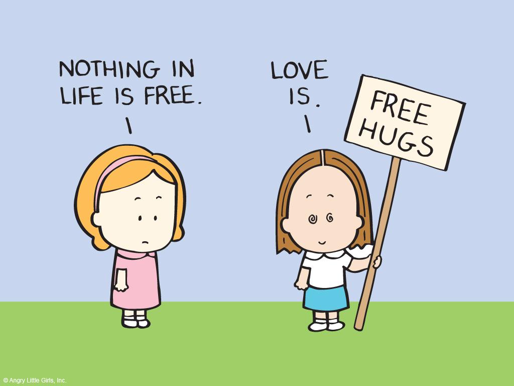 אהבה היא בחינם