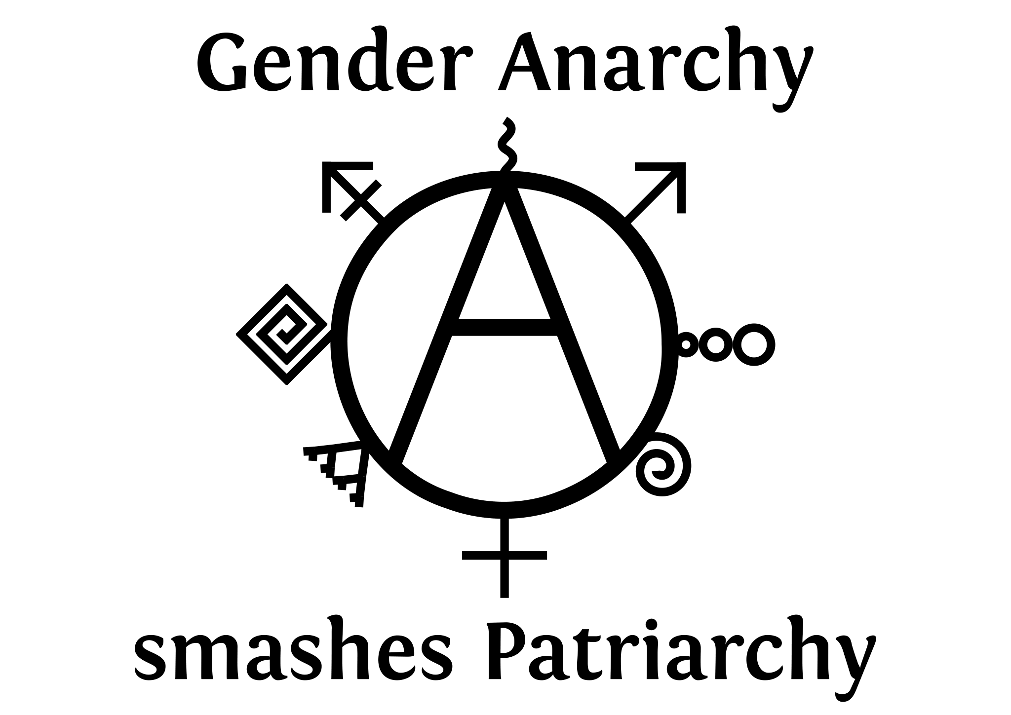 Gender Anarchy smashes Patriarchy